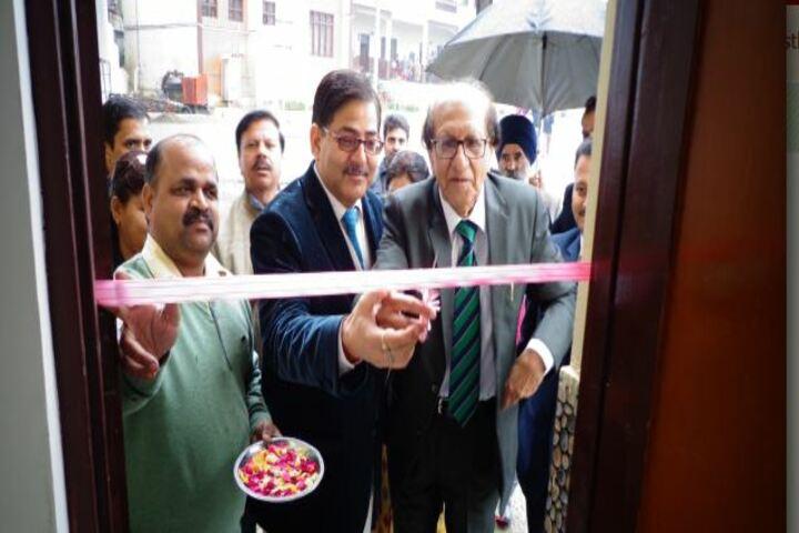 Maharaja Harisingh D A V Centanary Public School-Reopening