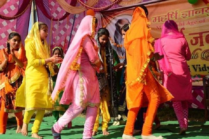 Maharishi Vidya Mandir-Festival Celebrations