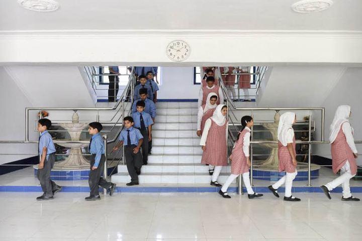 Minto Circle English Medium High School-Interior School