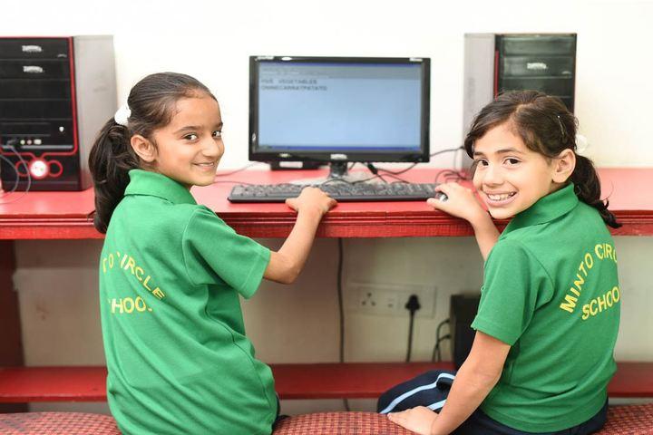 Minto Circle English Medium High School-Computer Lab