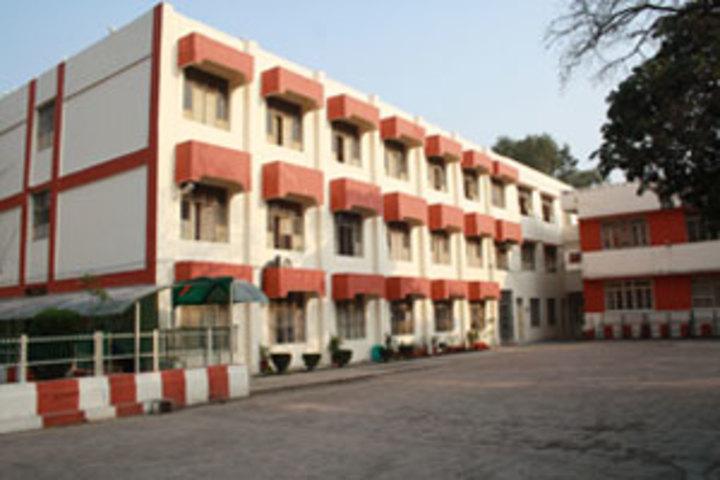 Model Academy-Building