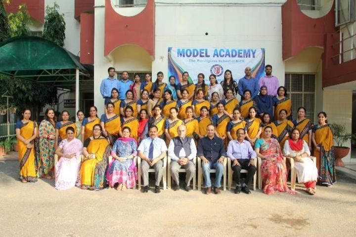 Model Academy-Teachers Workshop