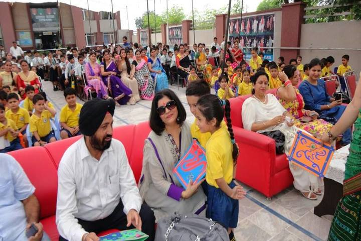 Mount Litera Zee School-Event