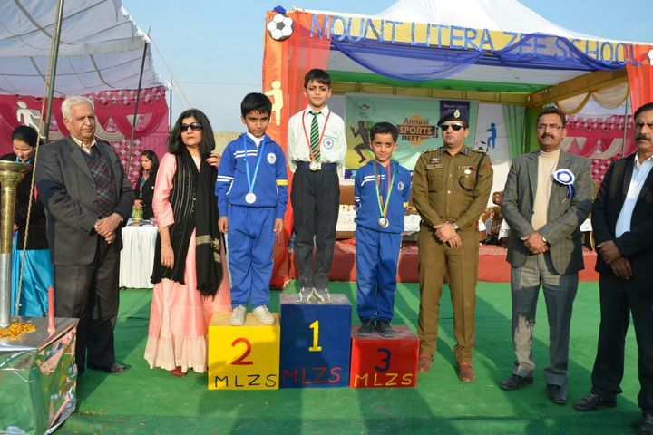 Mount Litera Zee School-Winners