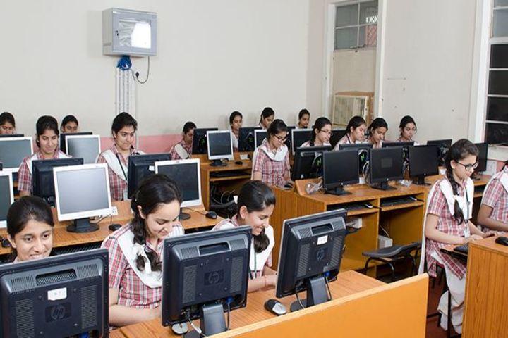 Presentation Convent High School-Computer Lab