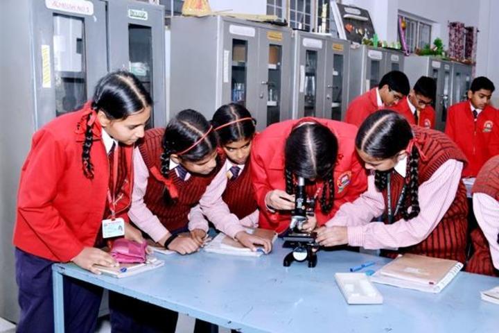 R M Public School-Physics Lab