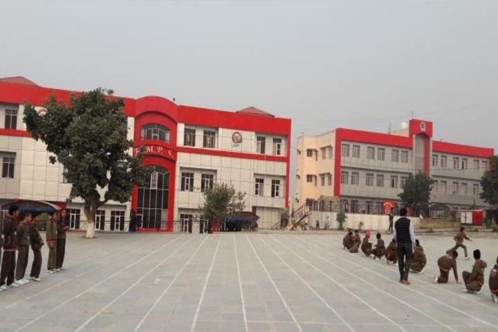 R M Public School-Playground