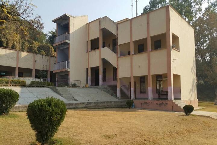 Regional Research Laboratory High School-Building