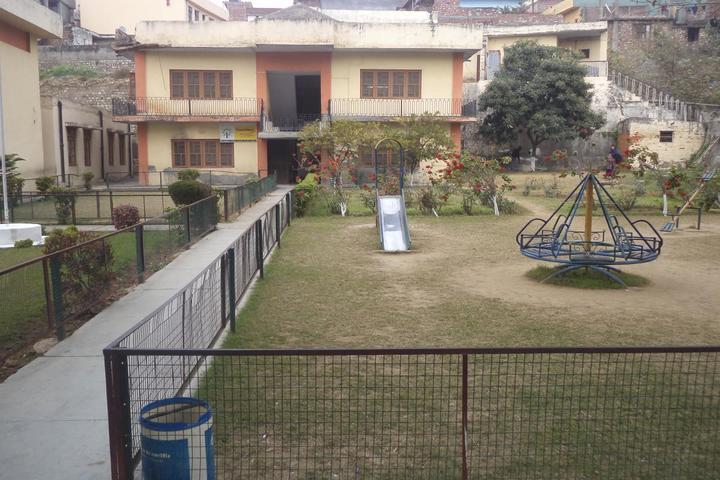 Regional Research Laboratory High School-Playground