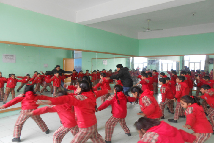 Sai International School-Dance Room