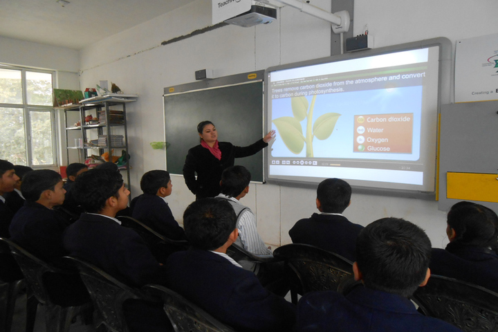 Sai International School-Digital Class