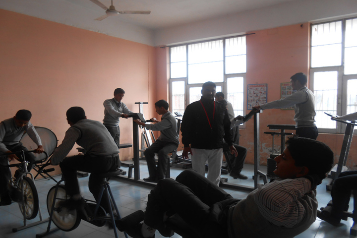 Sai International School-Gym