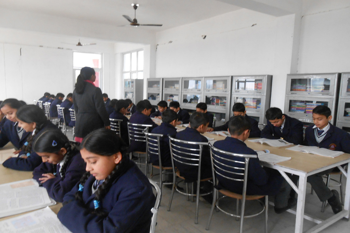 Sai International School-Library