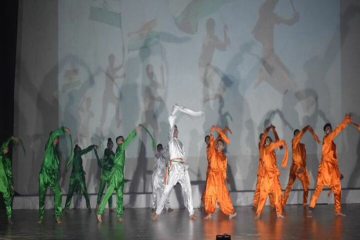 Sainik School-Dance