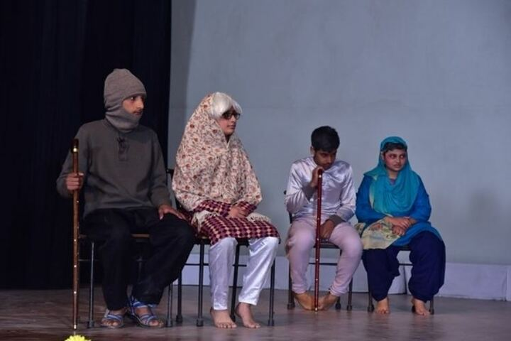 Sainik School-Drama