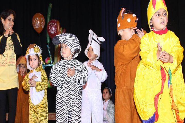 Springdales School-Fancy Dress