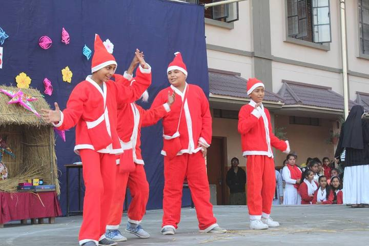 St Xaviers Convent School-Christmas Fest