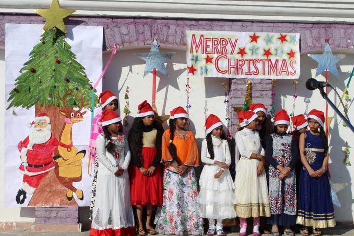 Stephens International Public School-Christmas day
