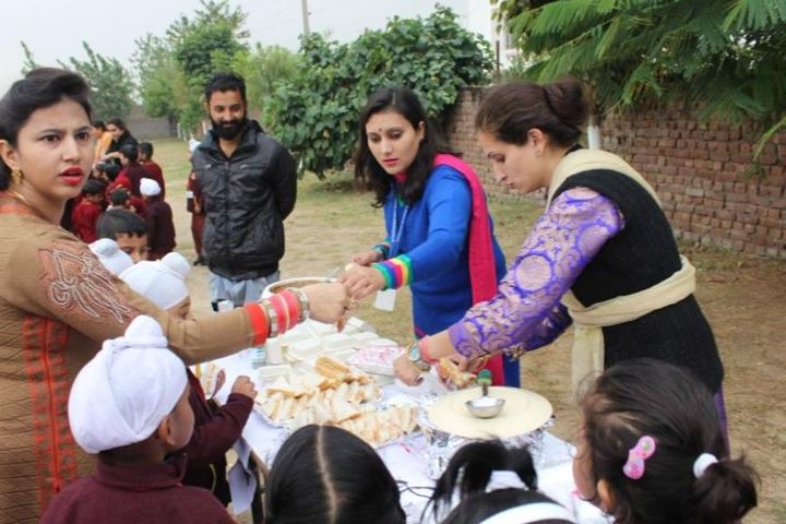 Stephens International Public School-Food Fest