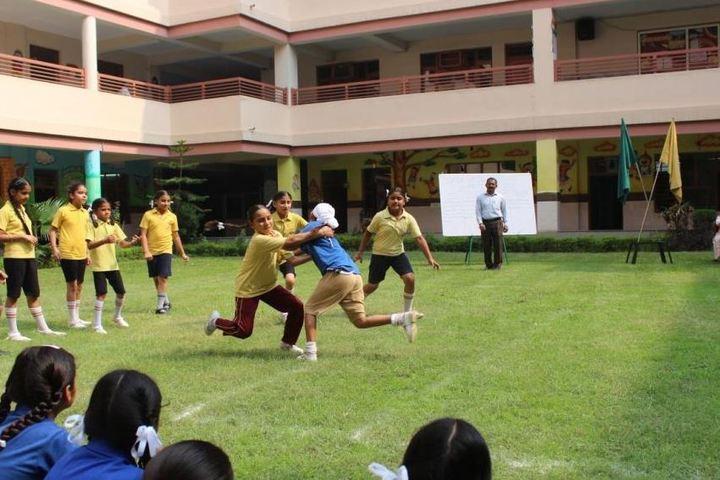 Stephens International Public School-Kabaddi Game