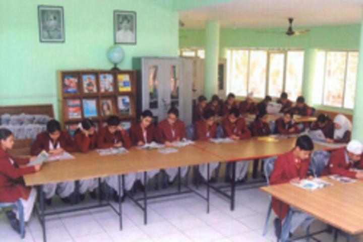 Stephens International Public School-Library