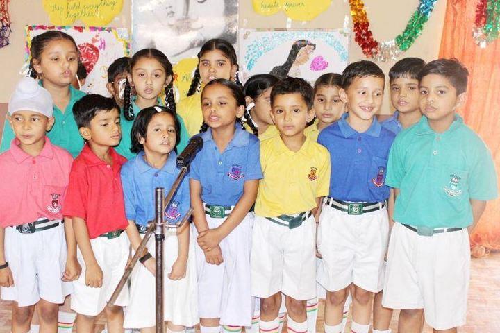 Stephens International Public School-Singing
