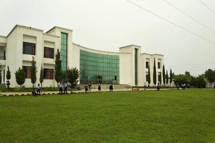 International Delhi Public School-Campus-View