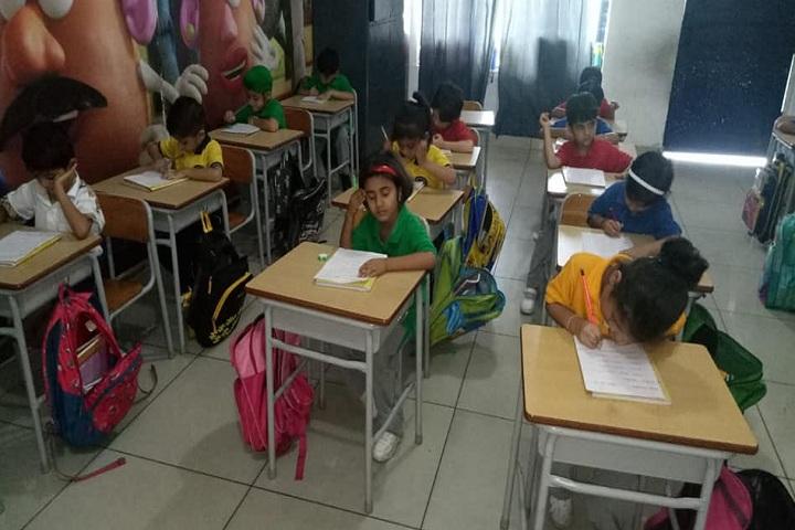 International Delhi Public School-Classroom