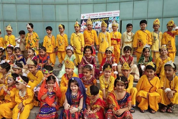 International Delhi Public School-Events celebration