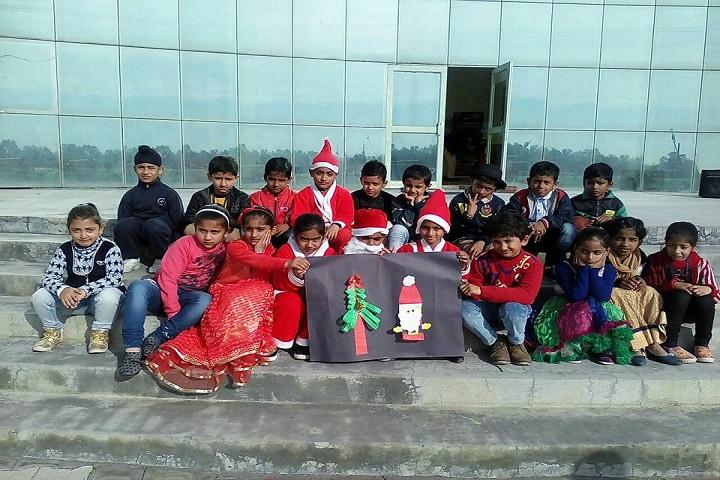 International Delhi Public School-Events christmas