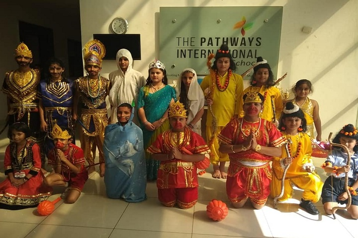 International Delhi Public School-Events