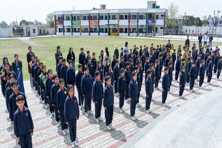 International Delhi Public School-Others prayer