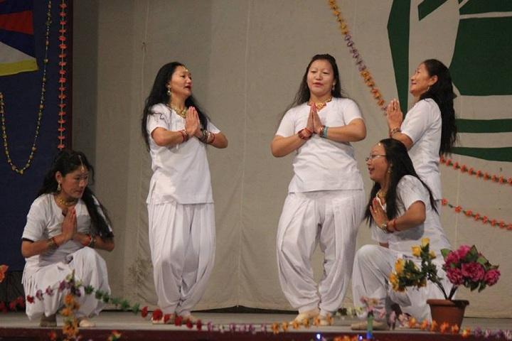 The Tibetan Sos Childrens Village School-Others dance