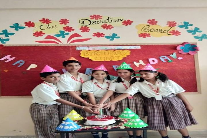 Tiny Scholars School-Birthday Celebration