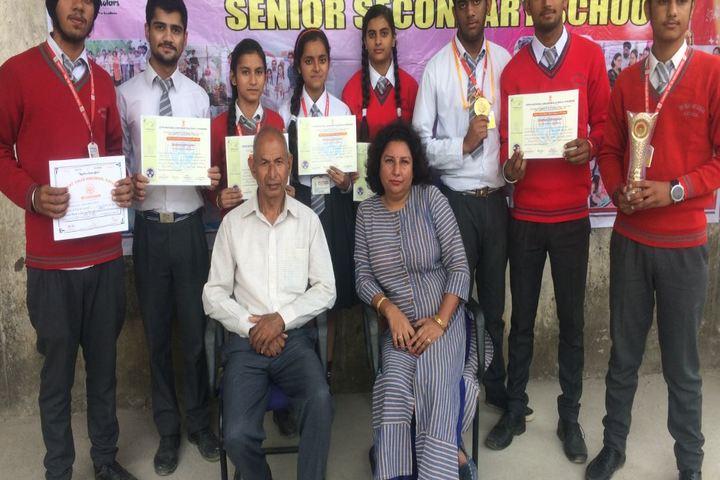 Tiny Scholars School-Certificate