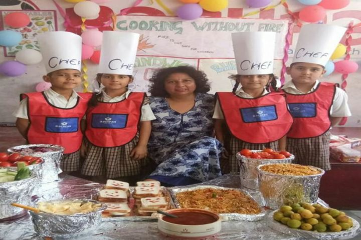 Tiny Scholars School-Chefs