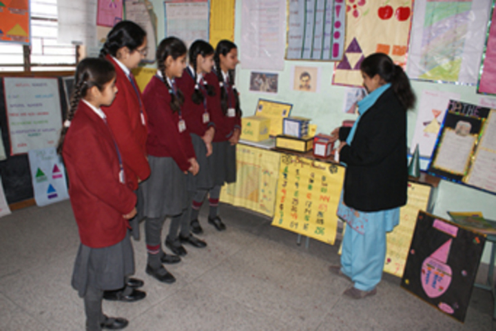 Vishwa Bharati Public Higher Secondary School-Craft