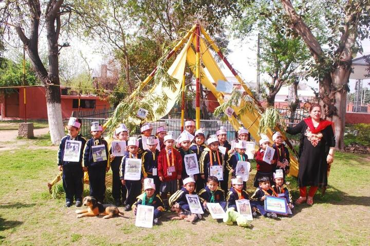 Vishwa Bharati Public Higher Secondary School-Jungel Journey