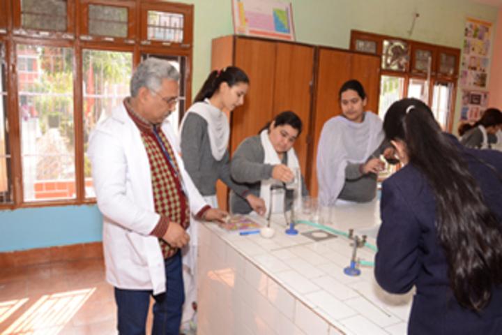 Vishwa Bharati Public Higher Secondary School-Physics Lab