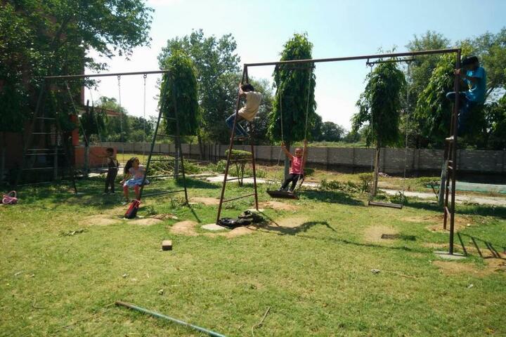 Vishwa Bharati Public Higher Secondary School-Play Ground
