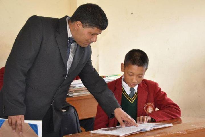 Tawang Public School-Class Room