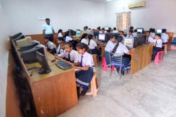 A R S Public School-Computer Lab
