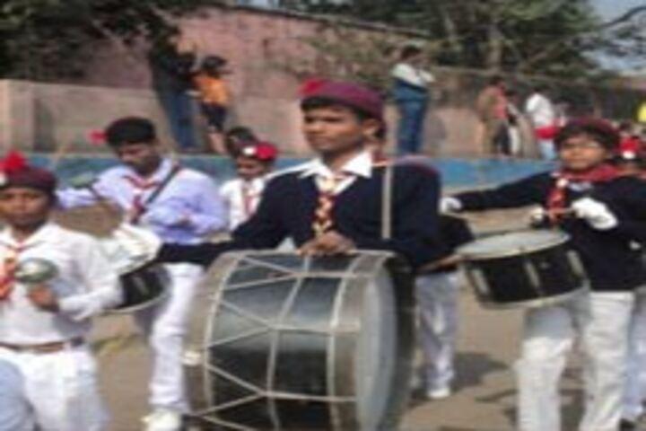 Adarsh Shramik Uchcha Vidyalaya-Music Band