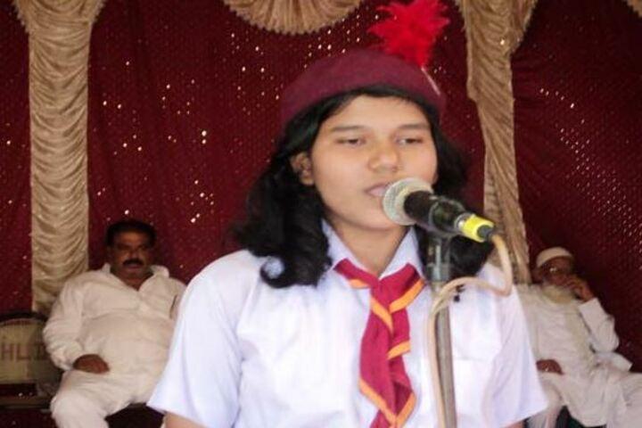 Adarsh Shramik Uchcha Vidyalaya-Singing