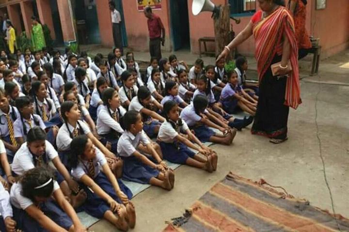 Adarsh Shramik Uchcha Vidyalaya-Yoga