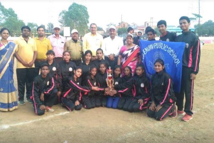 Agrasen Dav Public School-Award