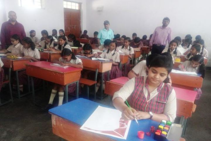 Agrasen Dav Public School-Class Room