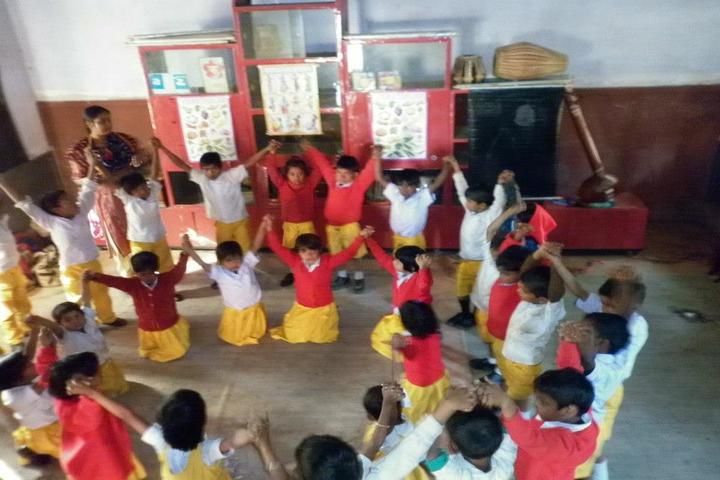 Anandalaya Public School-Activity1
