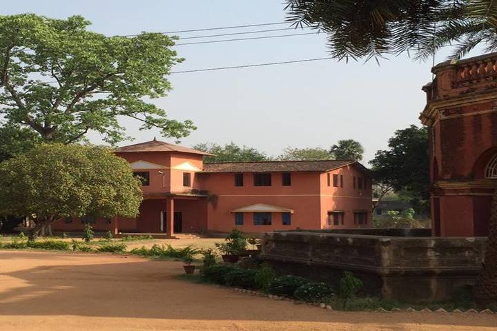 Anandalaya Public School-Campus View