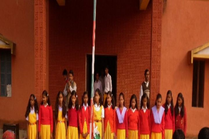 Anandalaya Public School-Independence Day